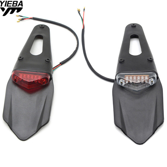 Free shipping Amber Light LED Motorcycle motorbikeTurn Signal Indicator Lights/Lamp For KTM XR400 CRF250 CRF450 Duke 125/200/390