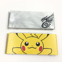 Carcasa frontal y trasera para placa frontal, carcasa para 3DS, edición limitada
