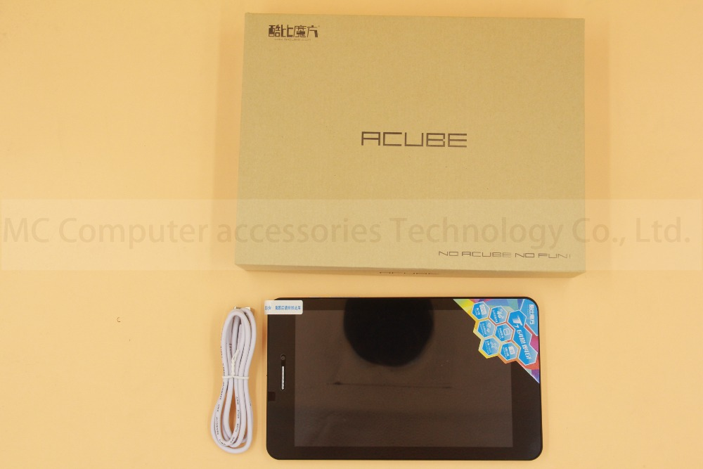 Original Cube T7 4g FDD LTE Phone Call Tablet 7Inch Retina Screen 1920x1200 MT8752 Octa Core