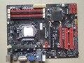 Бесплатная доставка в исходном материнская плата для Biostar H55A + LGA 1156 DDR3 1333 БАРАНА 16 Г Плат H55 H55A Рабочего Материнская Плата