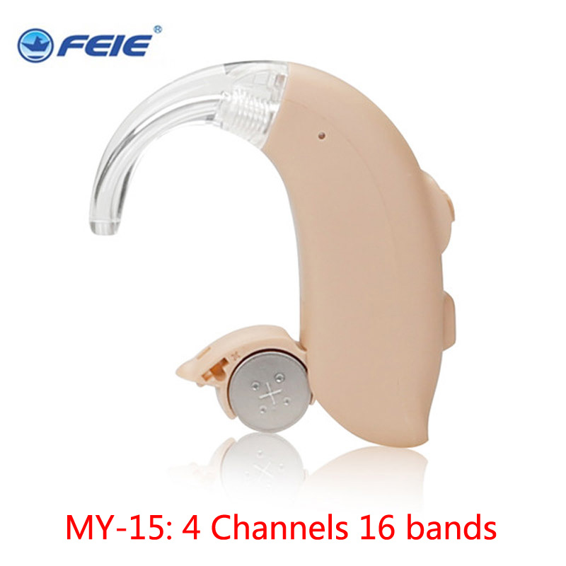 2018Newest!SIEMENS Touching Hearing aid Amplifier Hearing Aids Touching. Sound Amplifier BTE Hearing ear Free Shipping MY-15 купить в Москве 2019