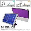 Для iPad Air 2 Чехол, Ultra Slim Легкий Стенд крышка случае с закрытием Магнита для ipad air 2/ipad 6 (2014 Модель)