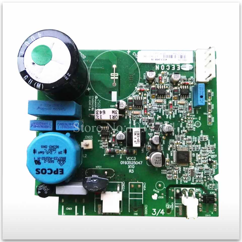 refrigerator used pc board motherboard for VCC3 0193525047 working good 95% new original for refrigerator inverter board computer board vcc3 0193525047 tested working