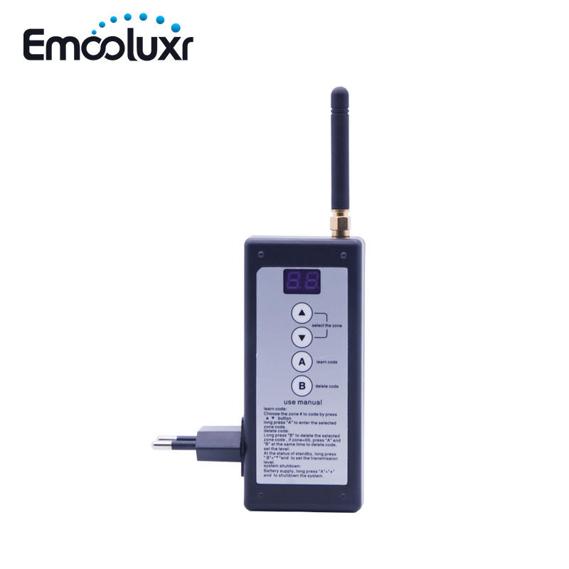 PB-204R 868MHz Wireless Signal Repeater Booster Extender Signal Strengthener For TCP/IP GSM Security Alarm Home ST-VGT, ST-IIIB