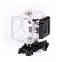For Gopro Hero 4 Session Waterproof Housing Case 45m Underwater Diving With Screw Base Action Camera for Go pro Hero4 Gopro Case