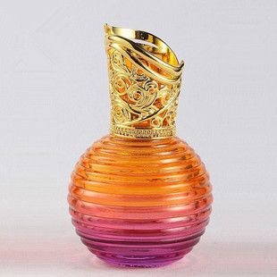 Fragrance lamp -  Glass Bottle with Catalytic Burner for Modern Family Life