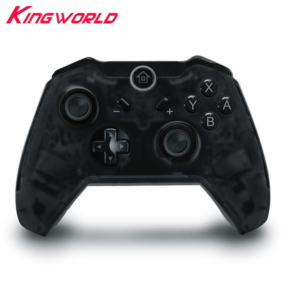 2pcs Wireless Bluetooth Pro Controller Gamepad Gaming Joystick for Nintendo Switch conso ...