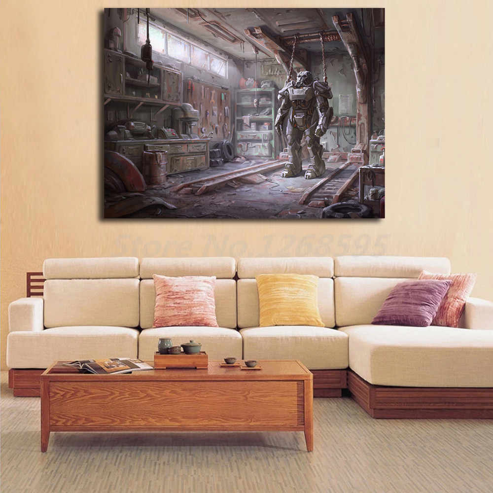 Detail Feedback Questions About Fallout 4 Hd Wallpaper Wall Art