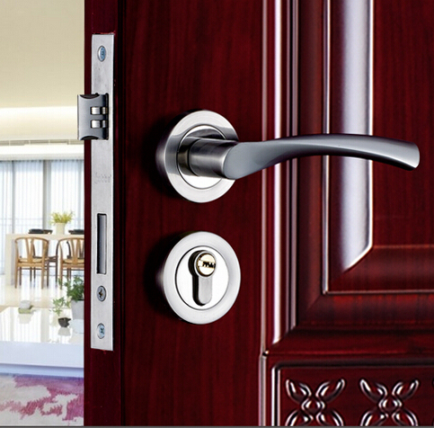 Top Quality Brand European Style Bedroom Door Handles