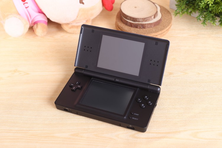 Handheld Game 2.7 inch LCD displays 4-Way Cross Keypad Polar System & Games Console Bundle Charger & Stylus for NDSL 3