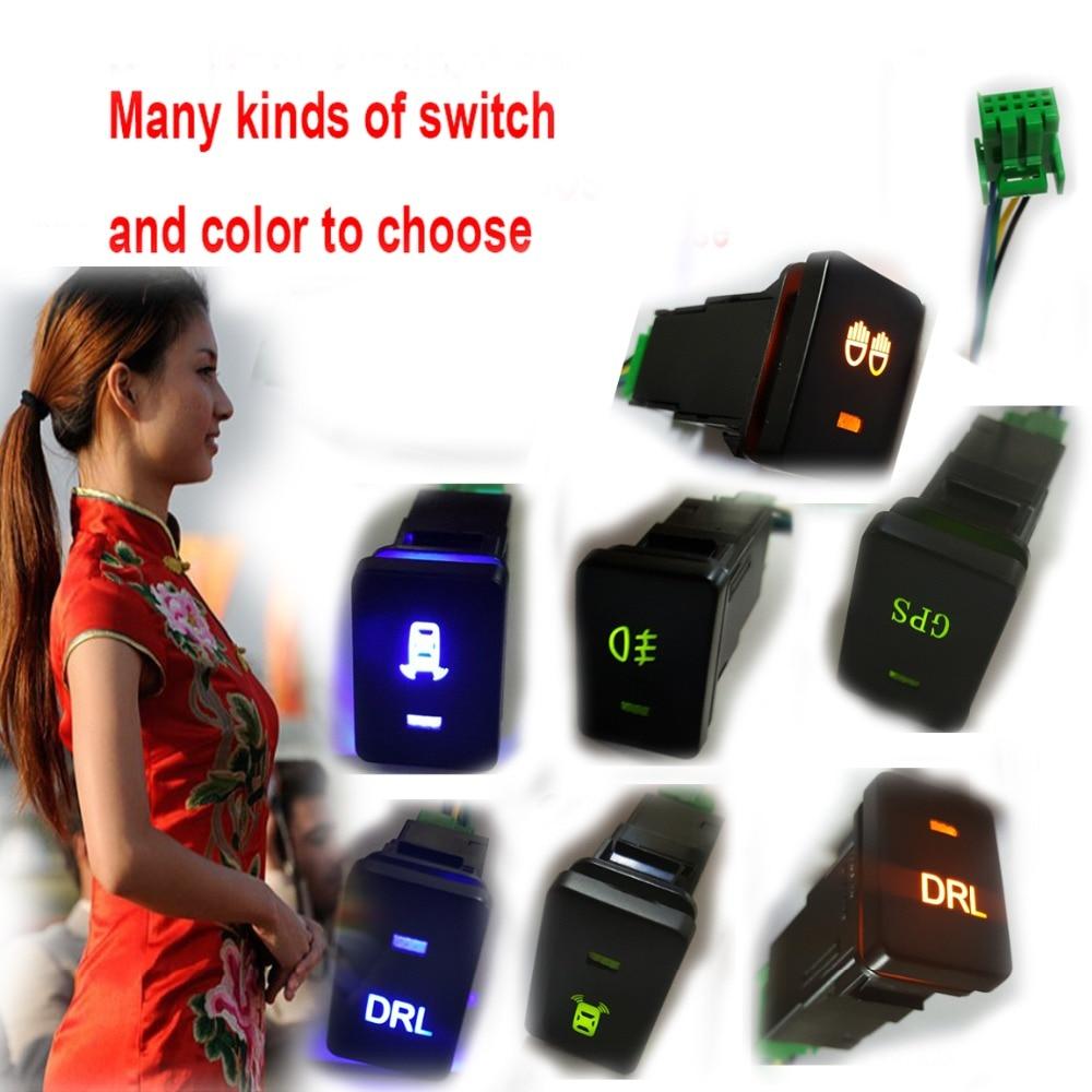 NEW font b car b font font b Gps b font Recorder Parking sensor Fog light