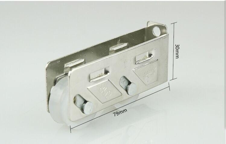Алюминиевый сплав двери и окна шкив 802 раздвижного окна шкив