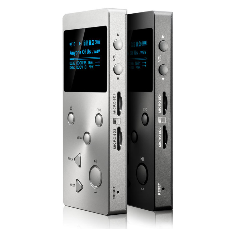 2017 New PWX3 Professional Lossless Music MP3 HIFI Music Player with HD OLED Screen Support APE