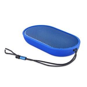 Image 5 - Caso Para Beoplay P2 Bluetooth Speaker Alto falantes Bluetooth Sílica Viagem Transportando Caso Capa Falante Caso o Transporte Da Gota 0309 #2