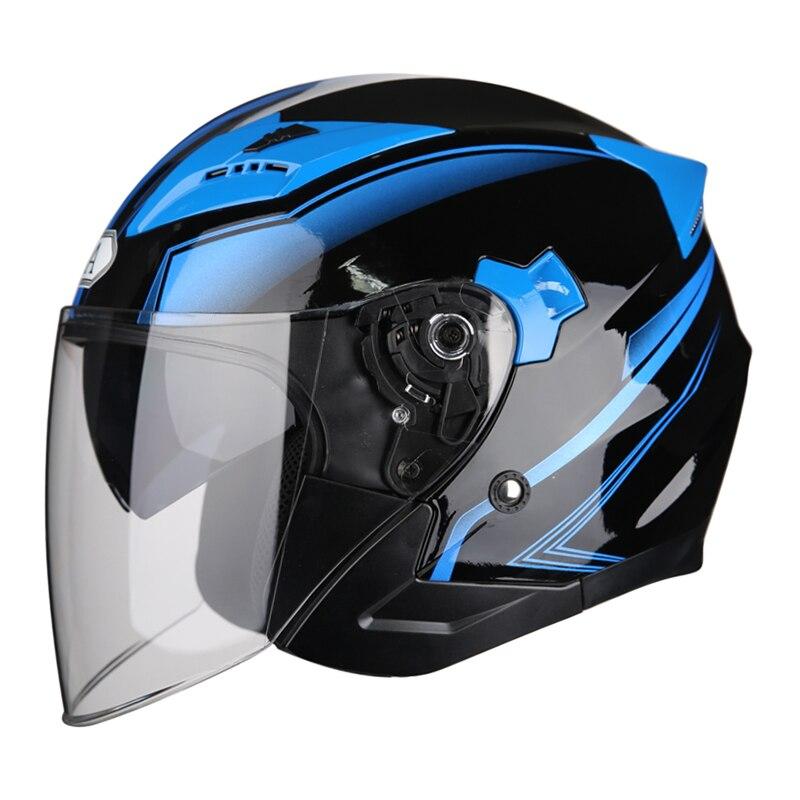 AIS Motorcycle Helmet Motobike Helmet Full Face Riding Biker Modular Motorcycle Motocross Flip Up Helmets Capacete Casco ABS DOT