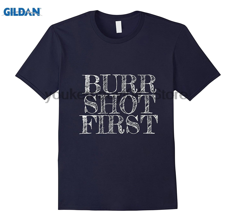 Возьмите заусенцев выстрелил первым Alexander вентилятор футболки