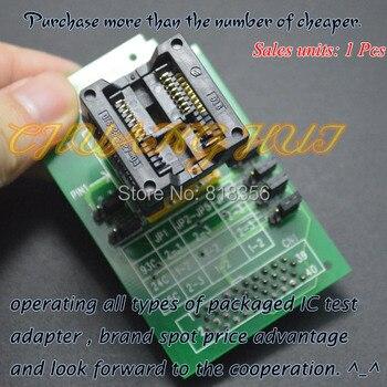 300mil SOP16/SOIC16 socket HEAD-SEEP-SOP16 Programmer adapter for GANG-08 Programmer