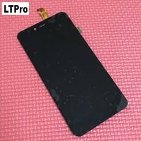 100 Original Black Complete LCD Display Digitizer Touch Screen Assembly For UMI X3 Android Cellphone By