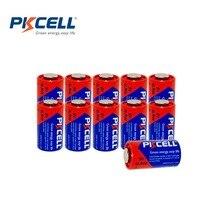 Bateria de 6 A544 para o para o Treinamento do CÃO 10 PCS Pkcell Baterias V 4lr44 4a76 L1325 Bateria Alcalina A544 Choque Coleiras