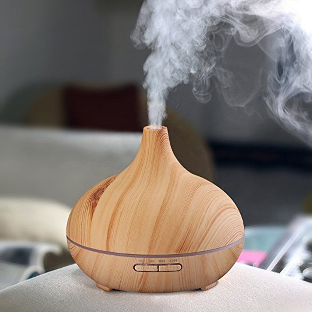 Beatles Home Aroma LED Humidifier Air Diffuser Purifier Atomizer Aromatherapy