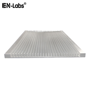 120x7x100/150/200mm Radiator Aluminum Heatsink Ultra-Thin Heat Sink Router LED IC Electronic Heat Dissipation Cooling Cooler(China)