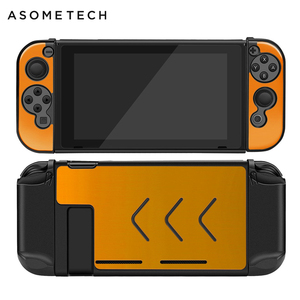 Image 1 - Aluminium Alloy Case For Nintend Switch Protective Hard Shell Case For Nintendo Switch Console Metal Cover Case For NS Joy Con
