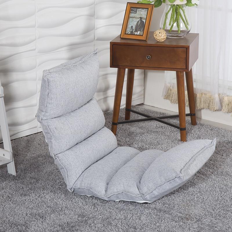Kreatywna leniwa sofa, sofa jednoosobowa rozkładana sofa kanapa - Meble - Zdjęcie 5