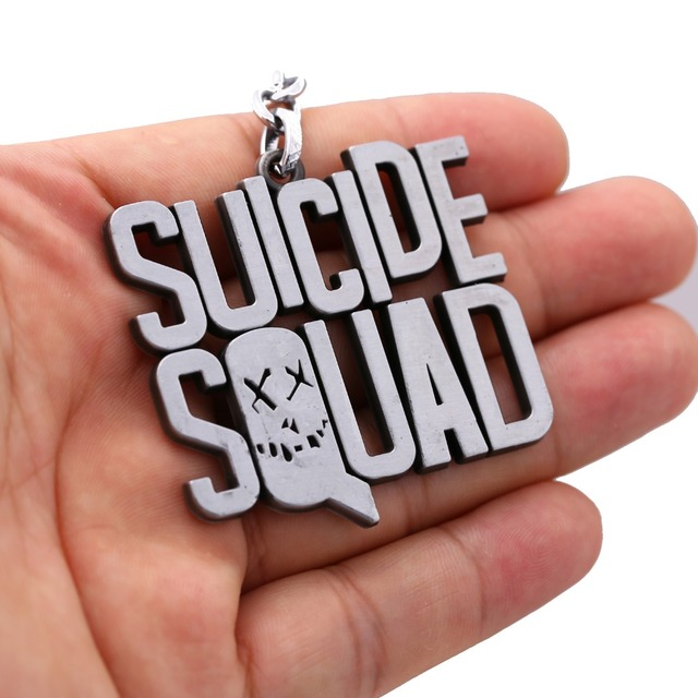 Suicide Squad Keychain