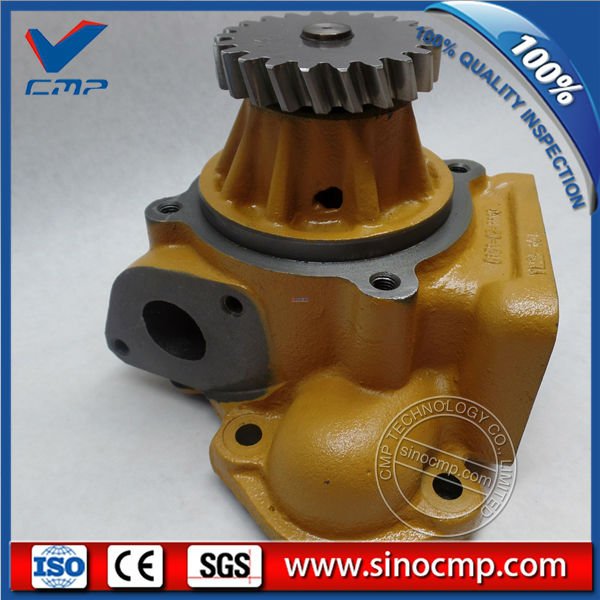 PC400-5 excavator water pump 6151-62-1103 for komatsu 6D125 enginePC400-5 excavator water pump 6151-62-1103 for komatsu 6D125 engine