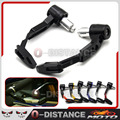 "CNC Aluminum Protector Handlebar Universal 7/8"" 22mm Brake Clutch Levers Protect Guard For KAWASAKI Z250 Z750 Z800 Z1000 Black"