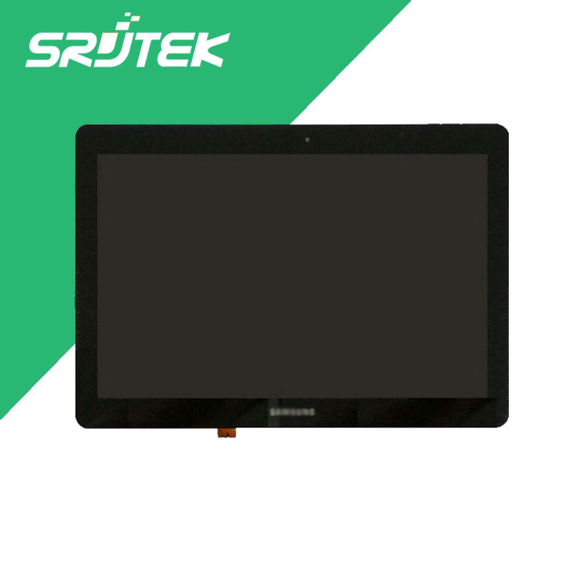 Black New for Samsung Galaxy note Tab 2 10.1 P5100 P5110 LCD display+Touch Screen Digitizer Assembly free shipping
