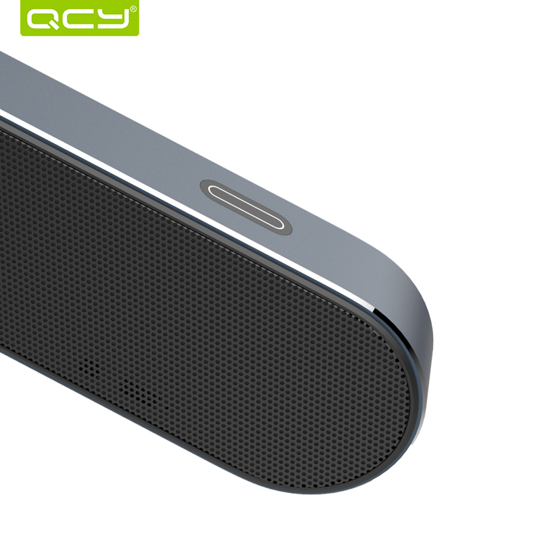 QCY B900 Bluetooth altoparlant pa tel metal folës portofolik 3D - Audio dhe video portative - Foto 5