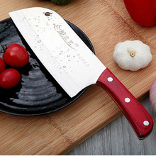 Liang Da Seamless Welding Kitchen Knife 4CR13 Stainless Steel 6 Non-stick Chef Energy-saving Cooking Tool Hot Sale