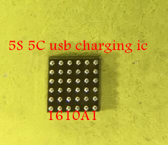 30pcs lot for iphone 5S 5c charging charger ic 36pins U2 1610 1610A 1610A1