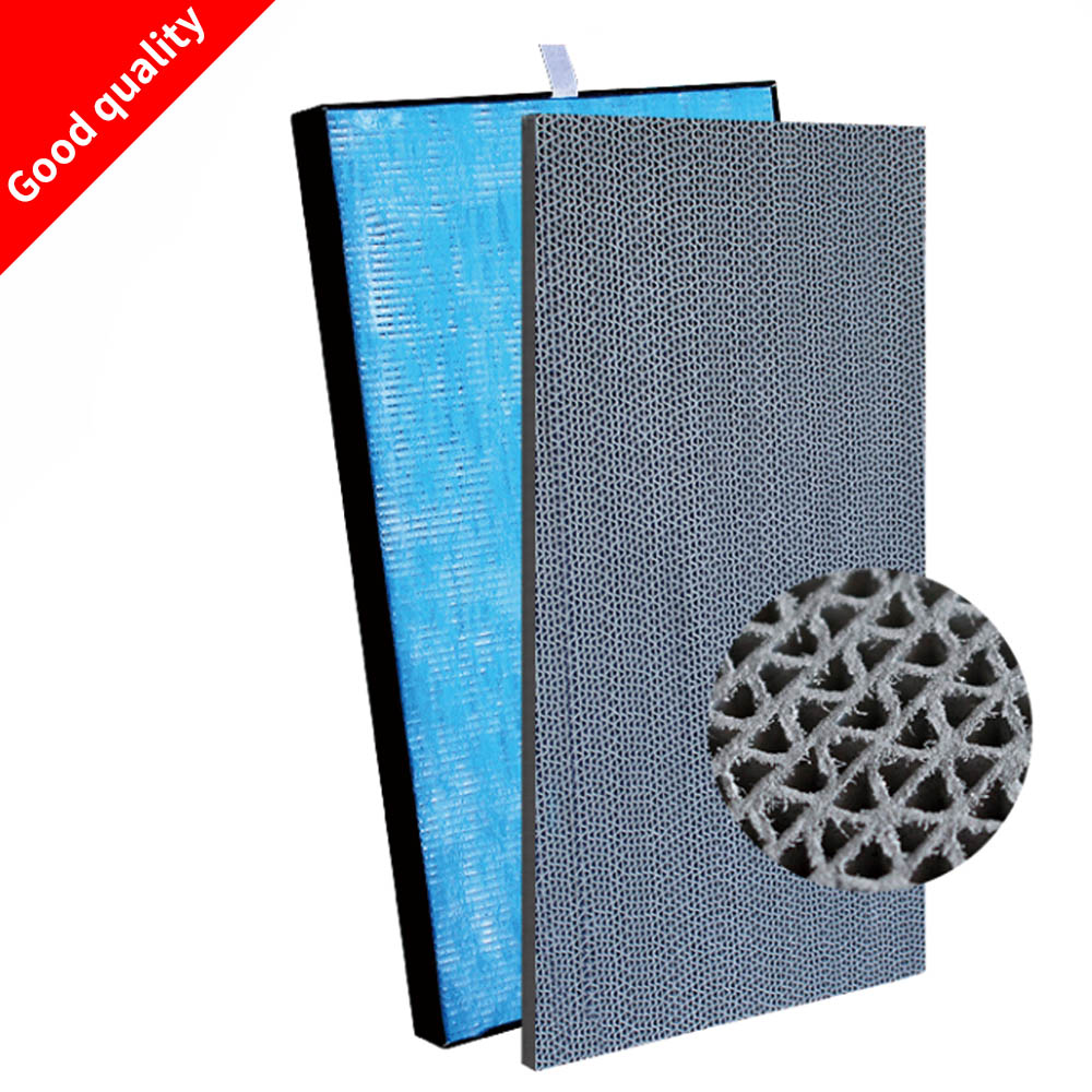 2pcs/lot Air Purifier Filter H12 HEPA Catalytic for DaiKin ACK70P-W ACK70M-T TCK70M-W MCK70MBB-W MCK70ME8-T MCK70ME8-W MCK70MK-T цены