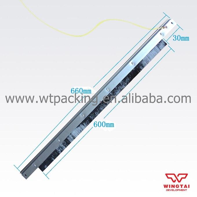 600mm Effective Length For Machine Using Aluminium Rack Electrostatic Brush effective image compression using evolved wavelets