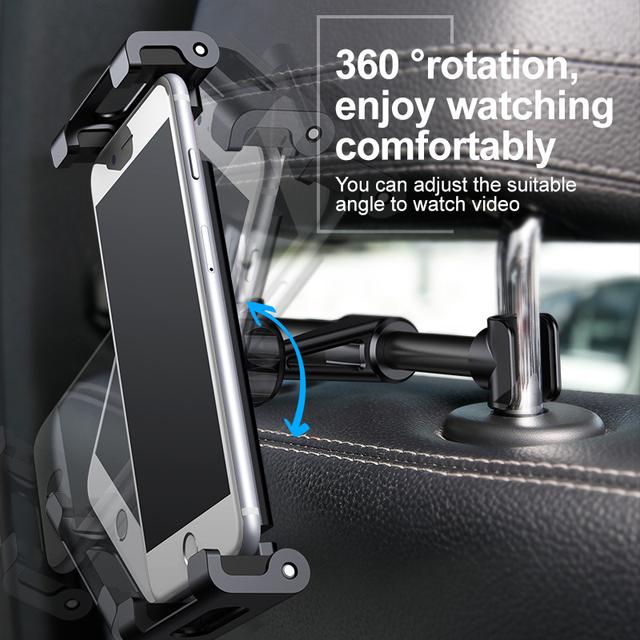 Universal Car Backseat Phone Holder