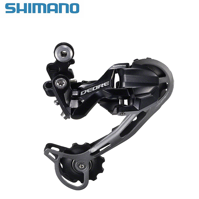 SHIMANO DEORE M592  MTB Rear Derailleur Shadow System SGS Long Cage 9S 27S Speed MTB Rear Derailleur светильник встраиваемый novotech henna nt12 149 369644