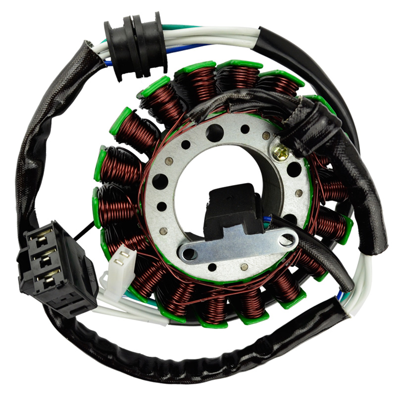 Motorcycle Generator Parts Stator Coil Comp For YAMAHA T MAX 500 T MAX500 TMAX 500 2004 2007