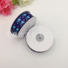 New DIY Webbing Ribbon 2.5cm Wide Digital Printing Sublimation Whorl Clothing Accessories Decorative Cartoon Series