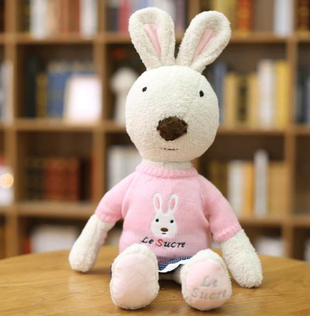 Stuffed animal for girl toys bunny plush Doll for kids birthday gift Kawaii dolls christmas gift 30cm