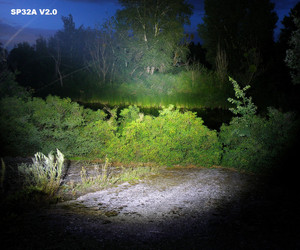 Image 5 - Sofirn linterna LED potente SP32A V2.0, luz de antorcha Cree XPL2 de alta potencia 18650, 1300lm, 2 grupos con lámpara indicadora de rampa