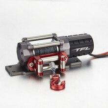 TFL 1:10 металлическая лебедка электрическая лебедка для моделирования скалолазания автомобиля