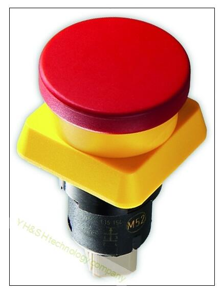 цена на [VK] RAFI LUMOTAST 25 emergency stop switch RAFI switch emergency stop button integrated switch 1.15.154.016/0301