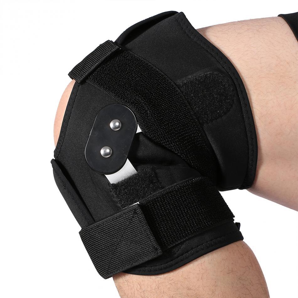 Adjustable Patella Knee Braces Arthritis Knee Joint Fixing Compression Sleeves Sports Protector Brace Knee Support Pad Knee Care