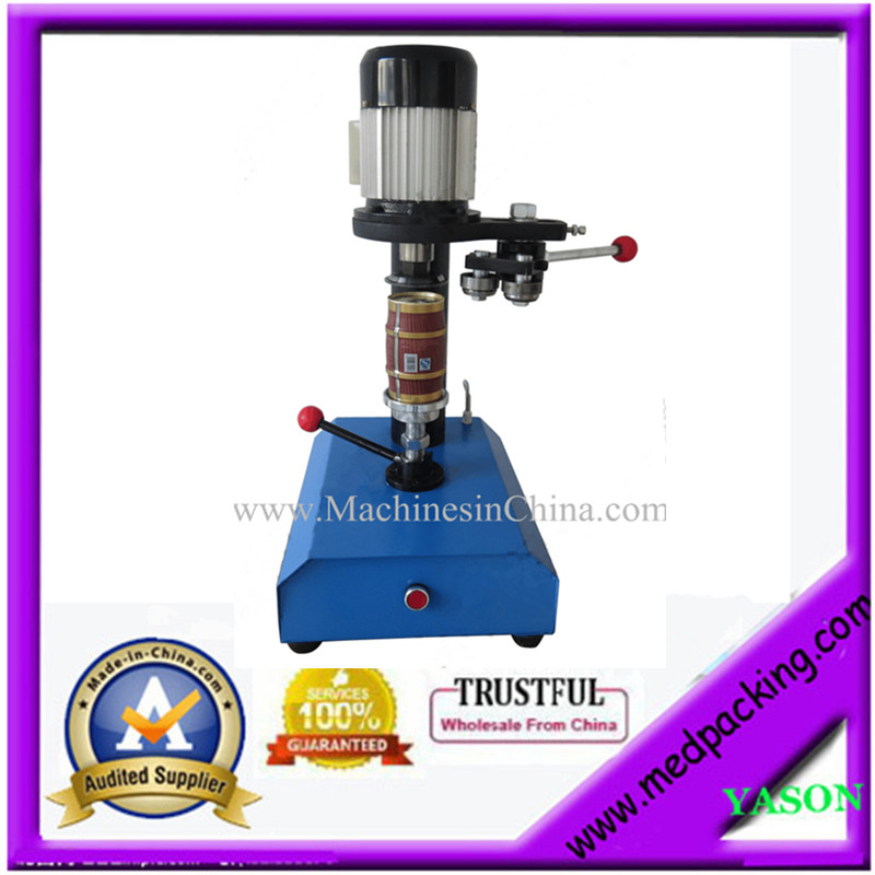 Manually Closing Machine/Cans Sealing Machine, Paper Plastic Pot Metal Cans Sealing Machine, Capping Machine sealing machine