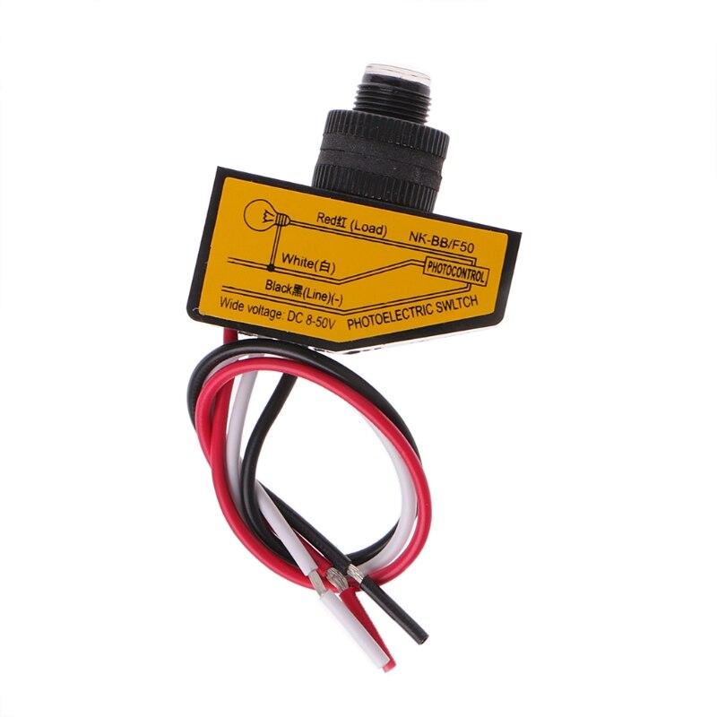 Aliexpress Com   Buy Automatic Light Control Sensor Dc12v