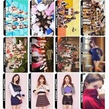30Pcs/Set KPOP TWICE Girls Team 7 Album Collection SUMMER NIGHTS SIGNAL HD Photo