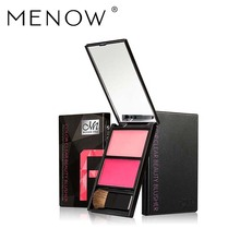 MENOW Pro 1 Pc Repair Powder Face Blusher Makeup Double-colo