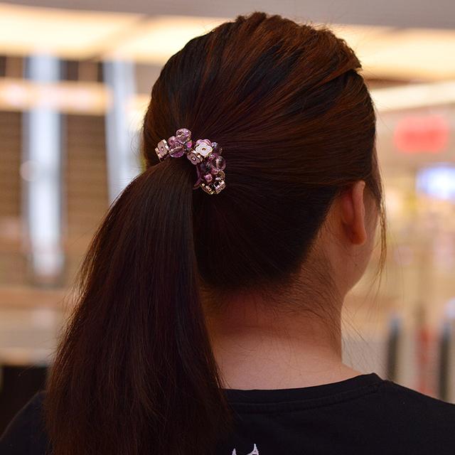 Crystal Hair Rope